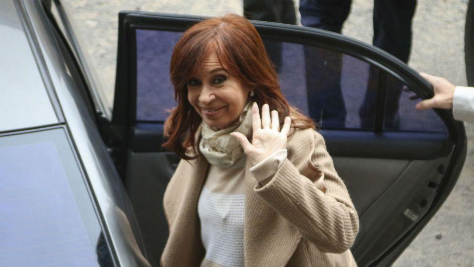 Imagen de archivo. Luego de ser procesada por el juez Claudio Bonadio, la expresidenta Cristina Fernández de Kirchner declarará ante el magistrado Sebastián Casanello.