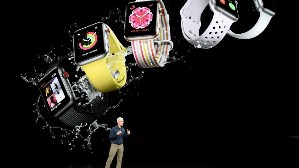 Apple Inc. Kicks Off Product Blitz With IPhone Xs Line And Watches