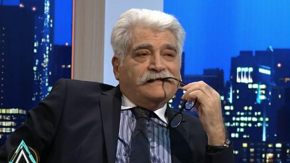"""Jorge Asís, en su segmento de """"Animales Sueltos"""""""
