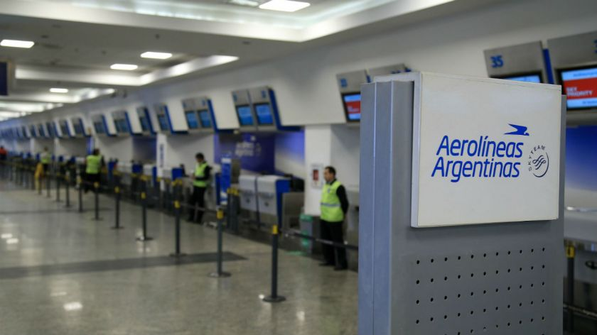 Latam y Aerolíneas cancelaron sus vuelos por paro nacional — Argentina