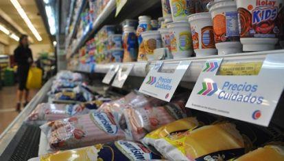 DESFASAJE. Los productos incluidos en Precios Cuidados tendrán un incremento del 3,1%. Sin embargo la inflación en alimentos y bebidas acumula 7% en lo que va de septiembre.