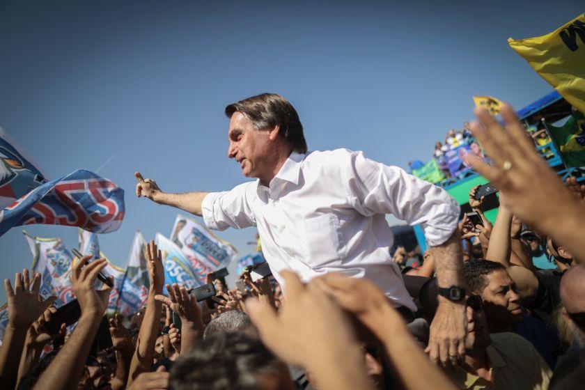 Brasil: Bolsonaro descarta participar en debates electorales