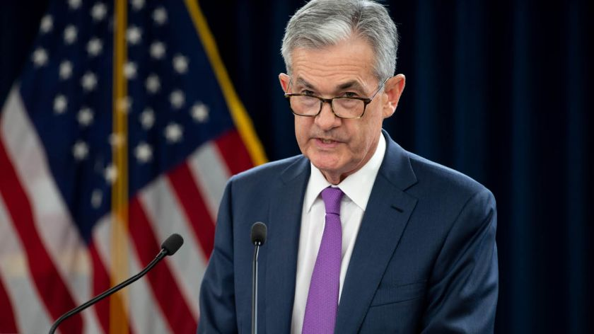 Jerome Powell presidente de la Reserva Federal