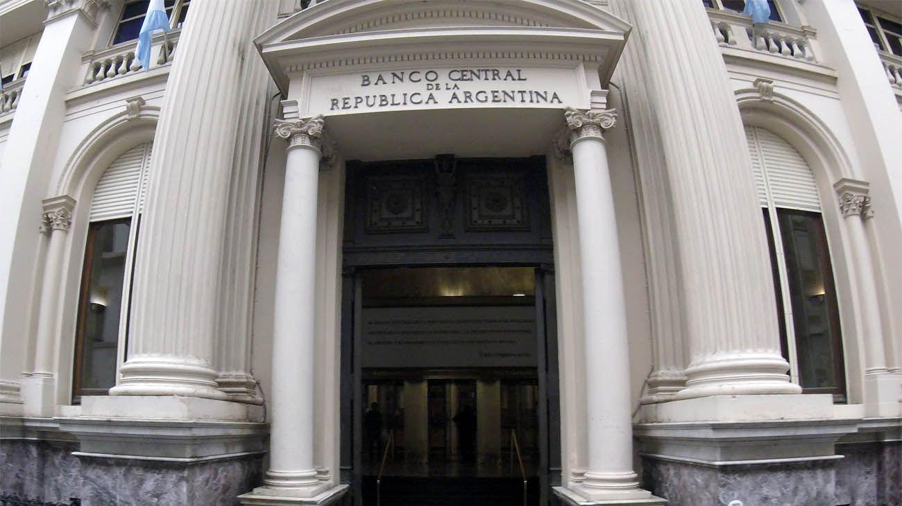 El Banco Central de la República Argentina.