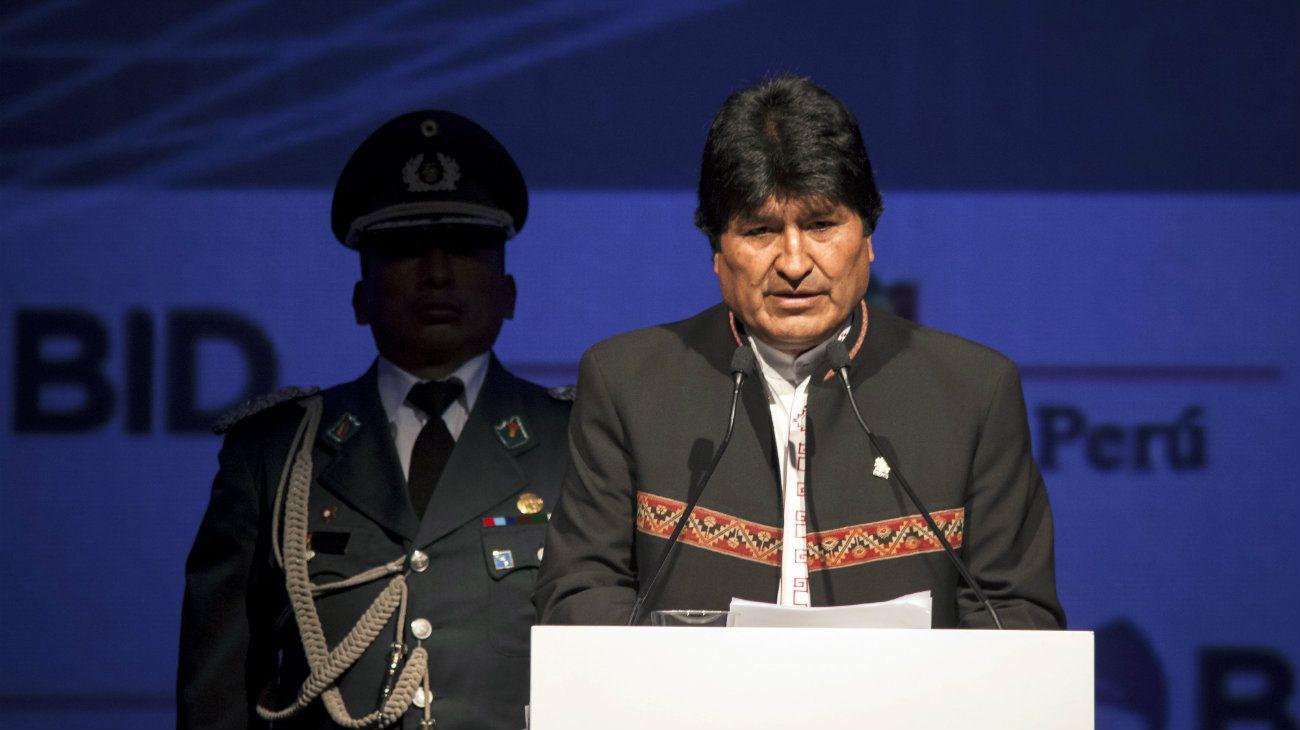 """Huelga en Bolivia contra la candidatura de Evo Morales: hablan de """"Nueva Venezuela"""""""