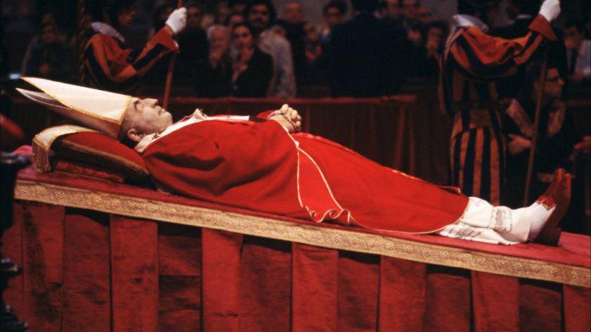 A 40 Años De La Muerte De Juan Pablo I El Misterio De Su Muerte