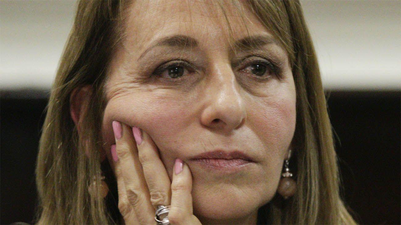 Alejandra Gils Carbó, exprocuradora General de la Nación