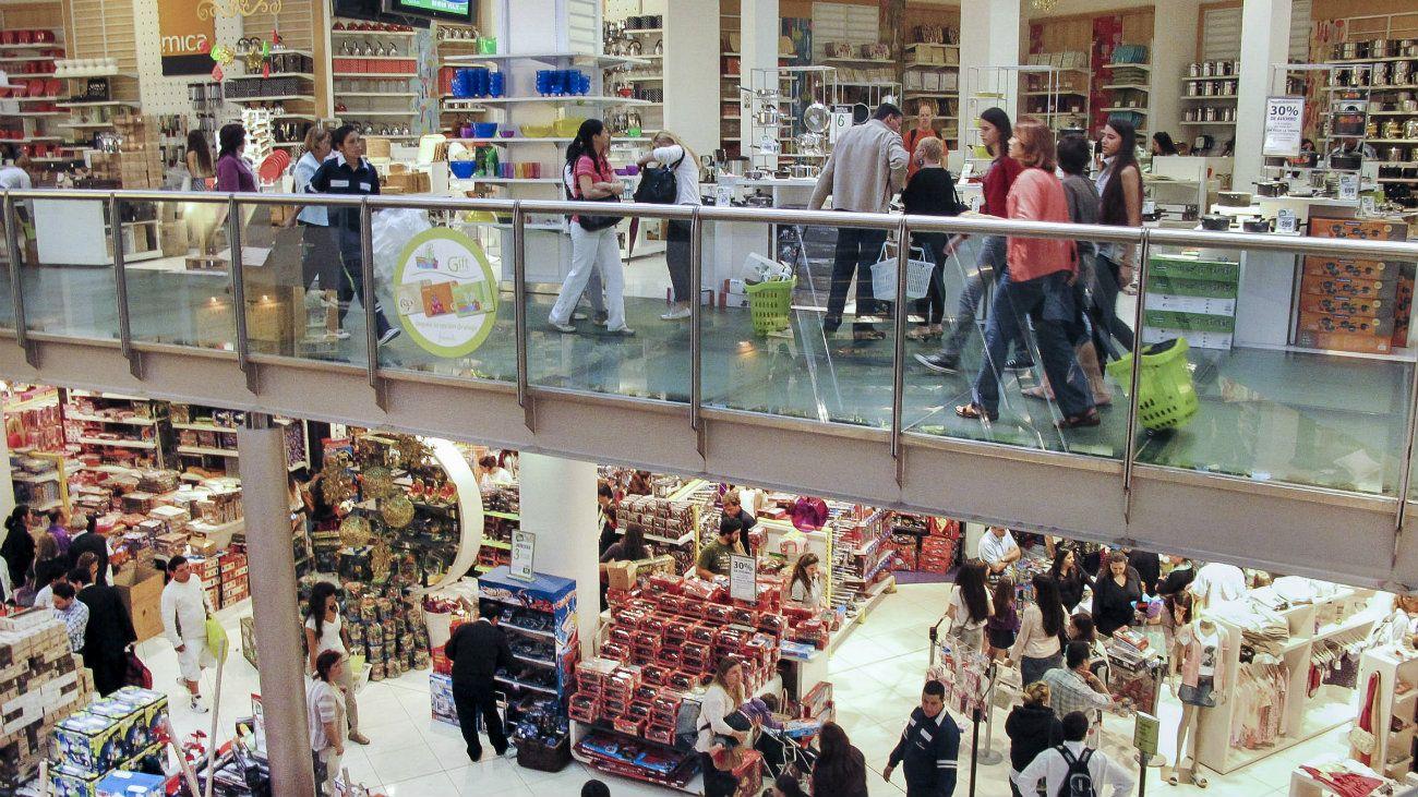 Según un informe de CAME, las ventas cayeron un 5% durante el fin de semana largo