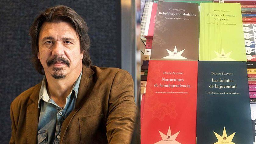 Dardo Scavino ganó el Premio Anagrama | Perfil