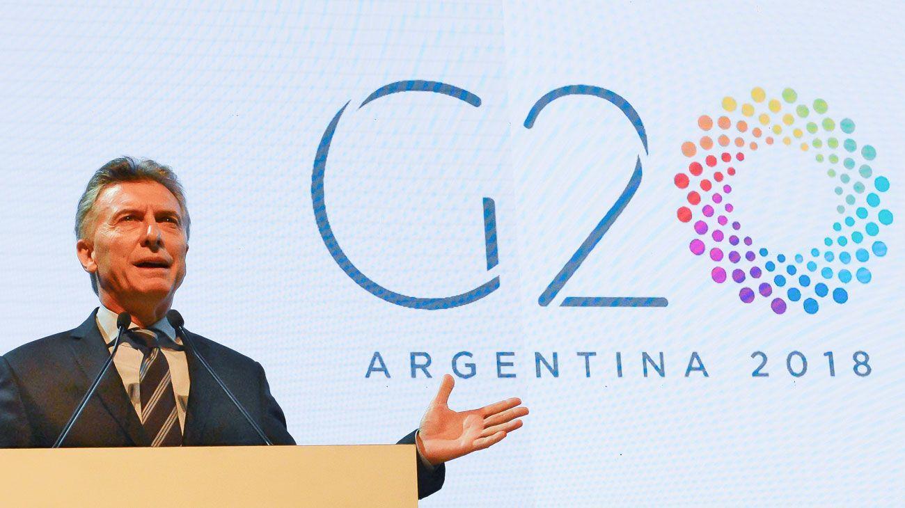 Desafío. La presidencia argentina del grupo debe defender una agenda latinoamericana.