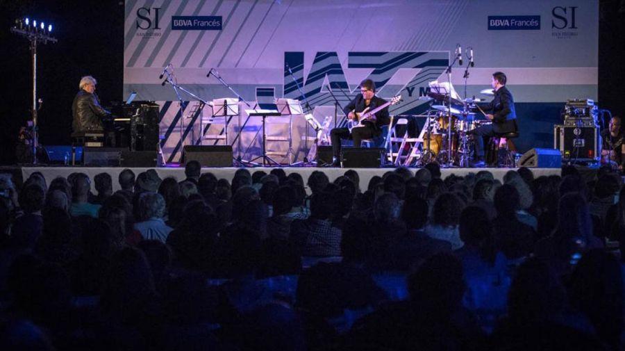 jazz festival san isidro