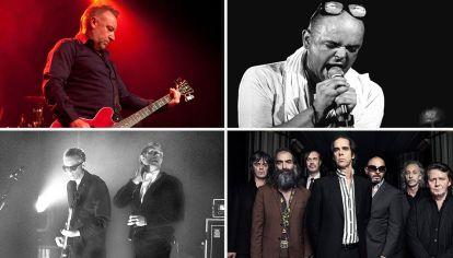 Shows y Festivales destacados del mes de Octubre