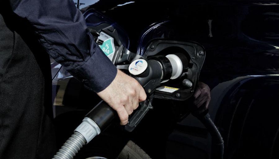Caraga de compbustible