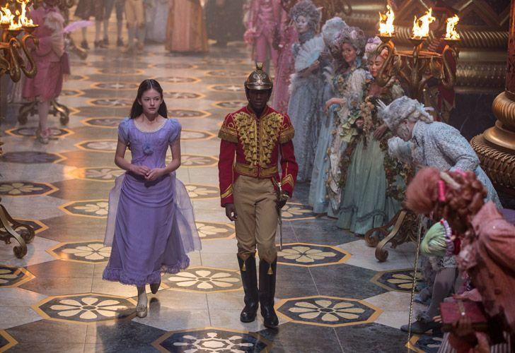 'El cascanueces y los cuatro reinos' - estreno en cines 31 de octubre