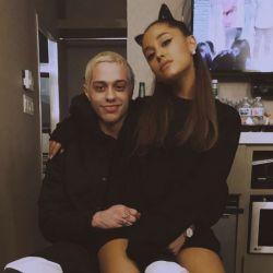 Ariana Grande_Pete Davidson