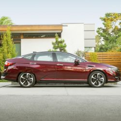 Honda Clarity Fuel