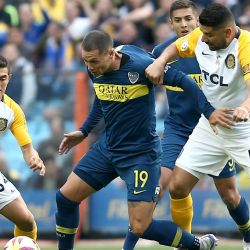 boca rosario central superliga fotobaires