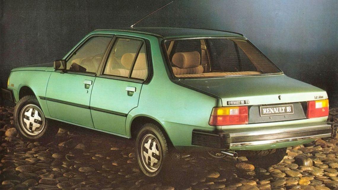 Parabrisas | Renault 18: la historia de un clásico nacional