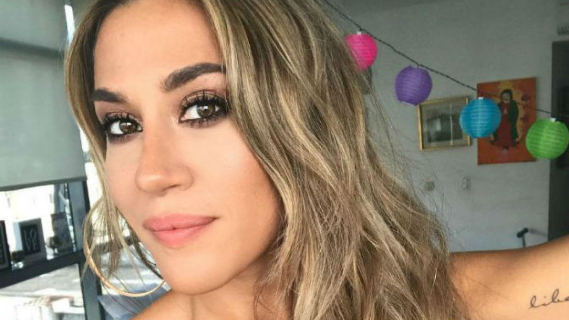 Jimena Barón salió al cruce tras los rumores de separación con su novio