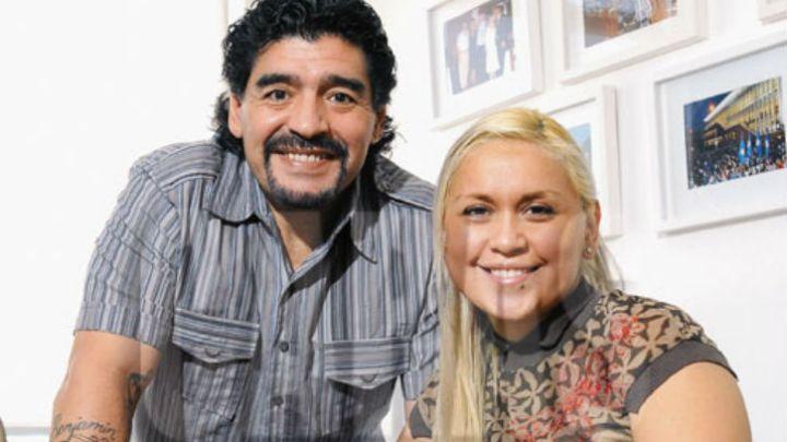 ¡En su mejor momento! Verónica Ojeda negó los rumores de crisis con Maradona