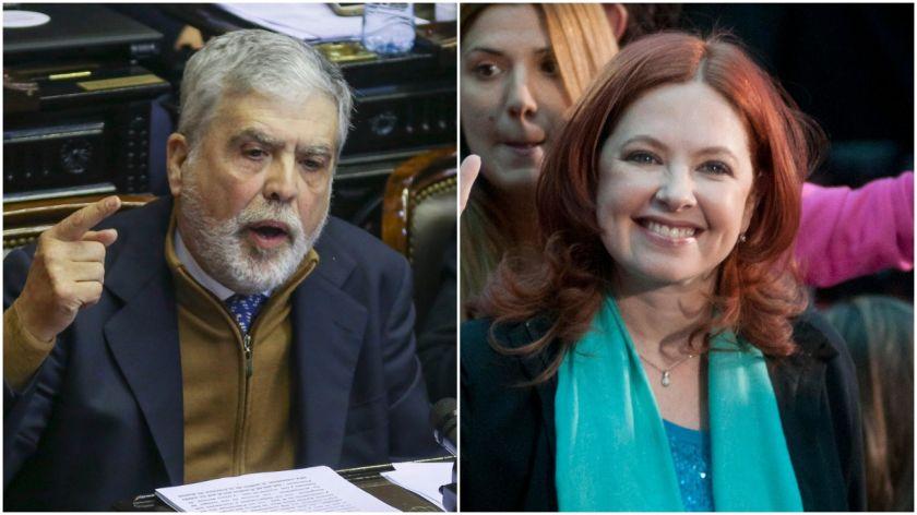 Un juez dictaminó la inhibición de los bienes de Andrea del Boca
