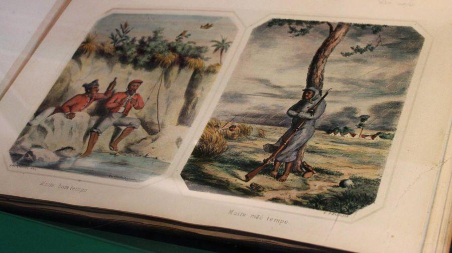 Viajeros en el Tiempo. Museo Pueyrredón