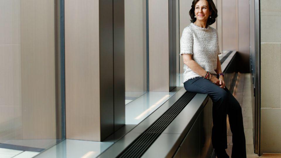 Banco Santander SA Chairman Ana Botin Interview