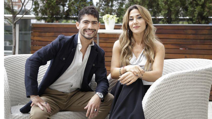 Entrevista A Jimena Barón Y Rodrigo Romero Antes Del Estreno De El