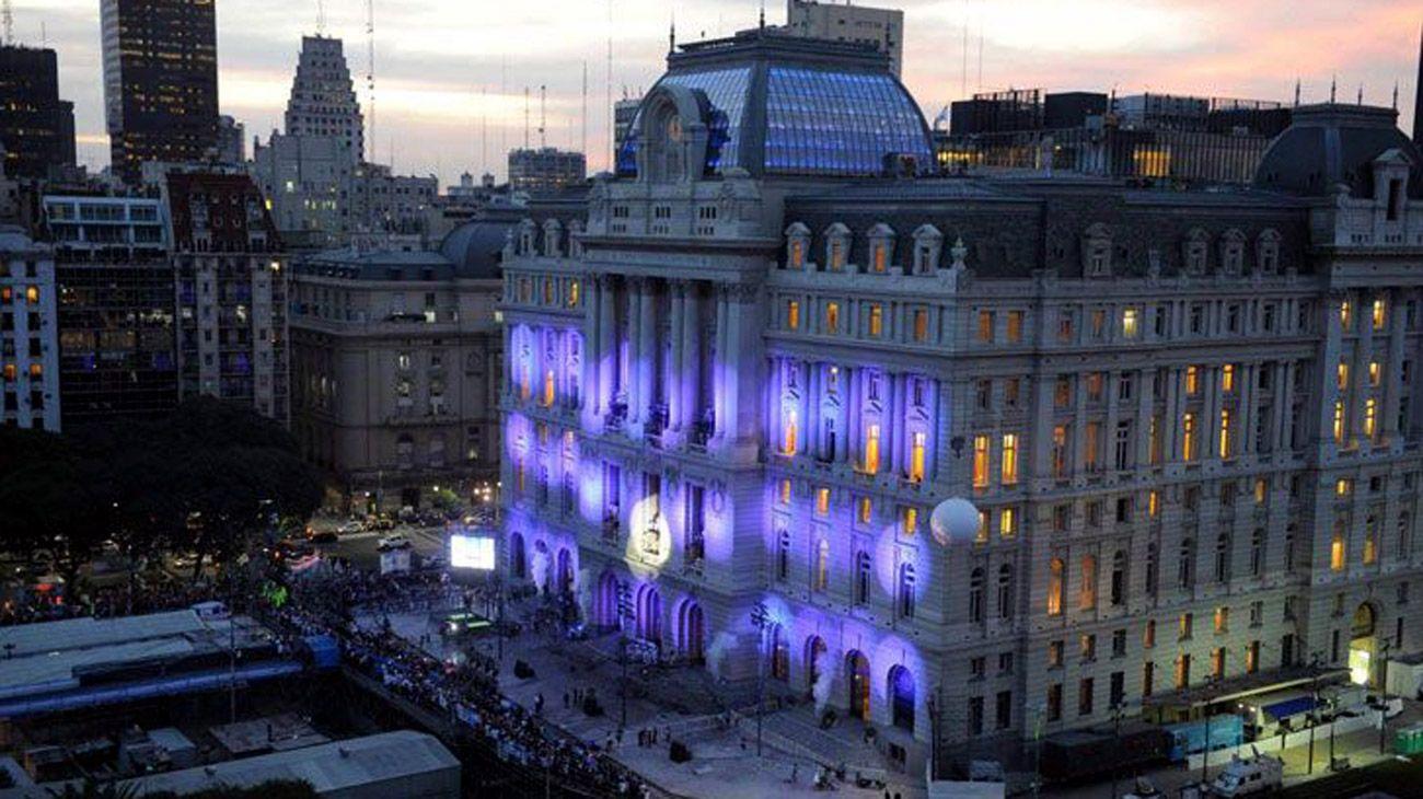 El Gobierno presentará un proyecto de ley para cambiarle el nombre al Centro Cultural Kirchner.