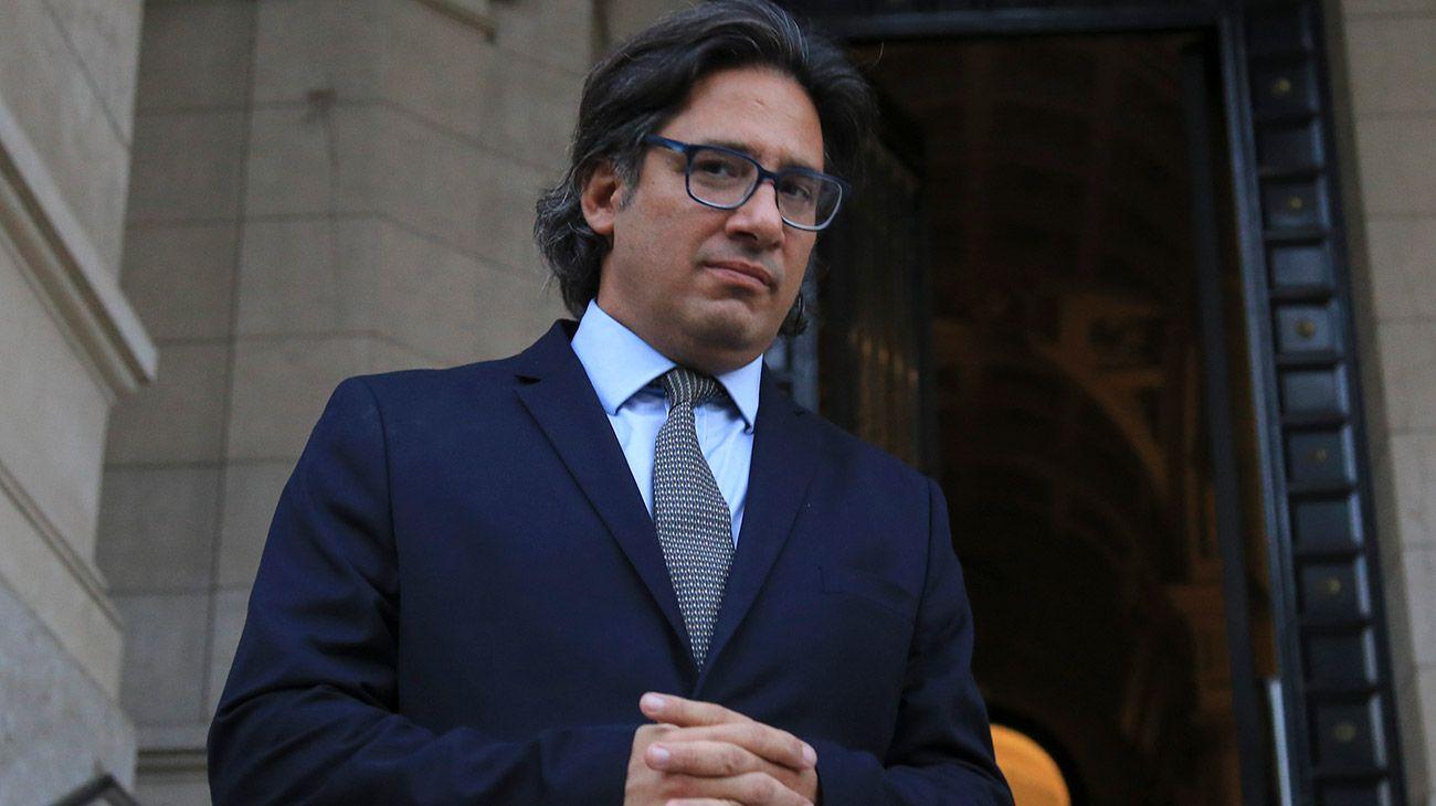 Germán Garavano, ministro de Justicia de la Nación.