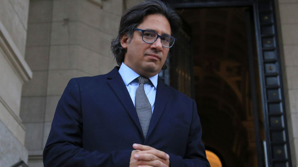 Germán Garavano 10032018
