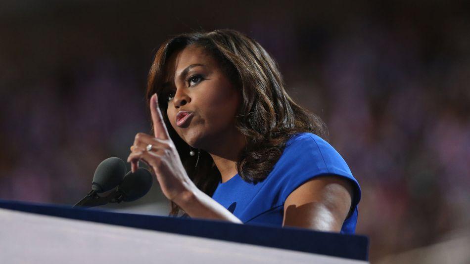 Michelle Obama 10032018