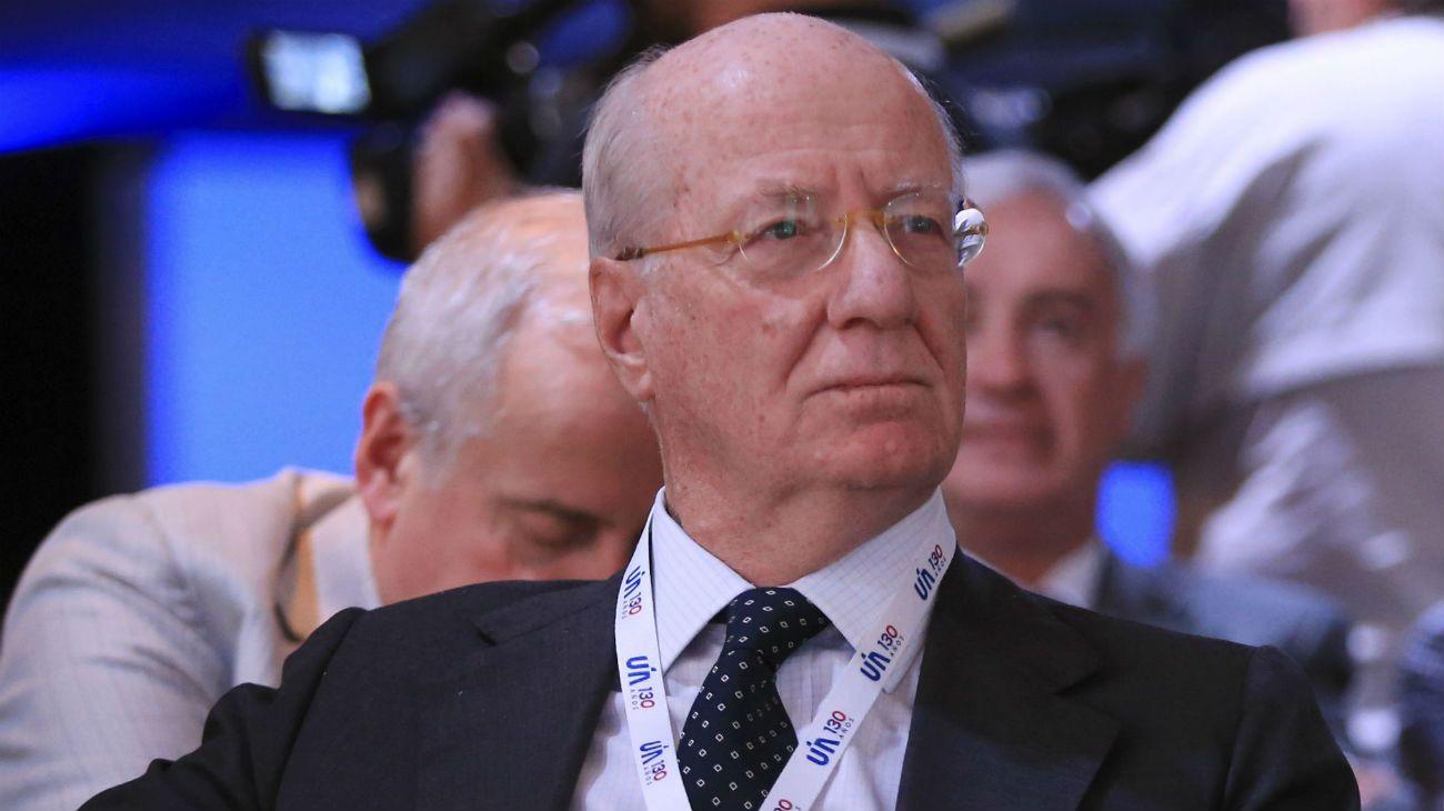 El CEO de Techint, Paolo Rocca, fue procesado por el juez Claudio Bonadio.