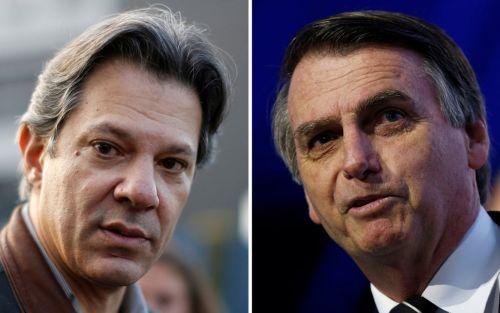 Los candidatos de Brasil tratan de conquistar a los votantes con entrevistas