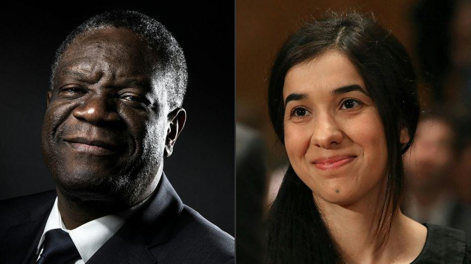 Premio Nobel de la Paz 2018
