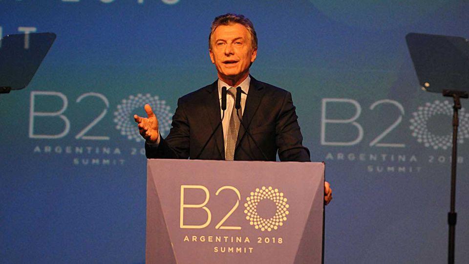 B-20 Summit Argentina 2018