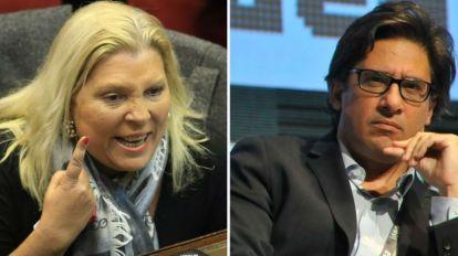 Elisa Carrió oficializó el pedido de juicio político contra Germán Garavano