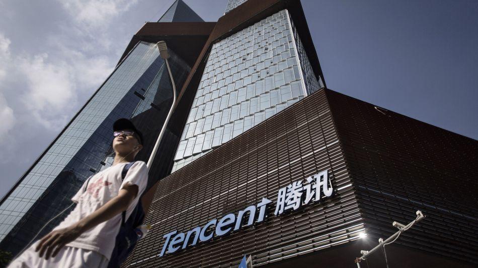 Tencent Reaches Into London's Tech Hub for Parkinson's Partner