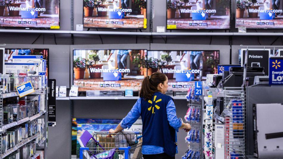 A Walmart Inc. Location Ahead Of Earnings Figures