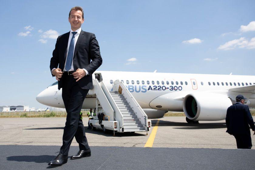 en airbus, el nuevo jefe hereda todos los viejos problemas | perfil