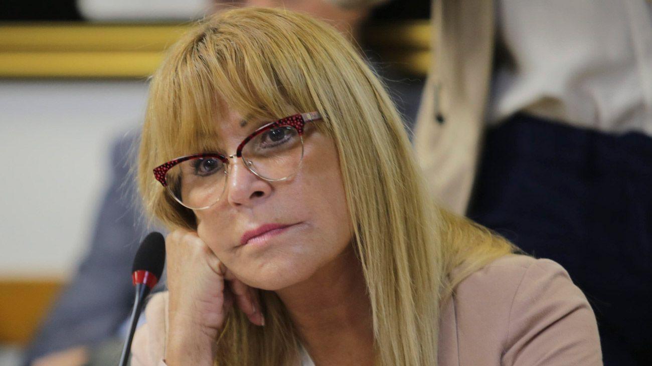 Anulan la prisión preventiva sobre la diputada Aída Ayala