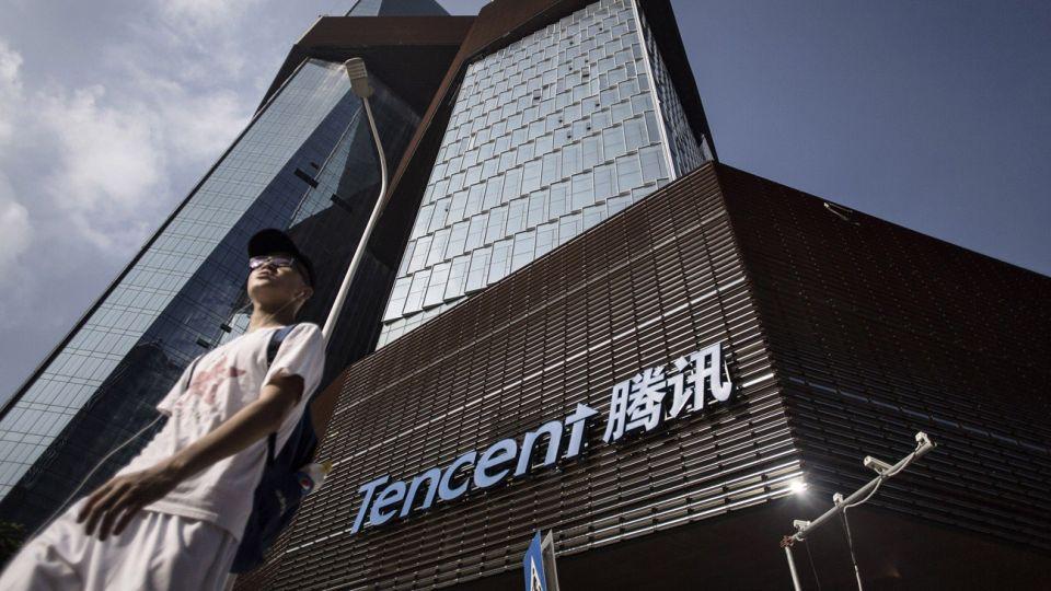 El desplome de US$220.000 millones de Tencent bate recórds 10092018