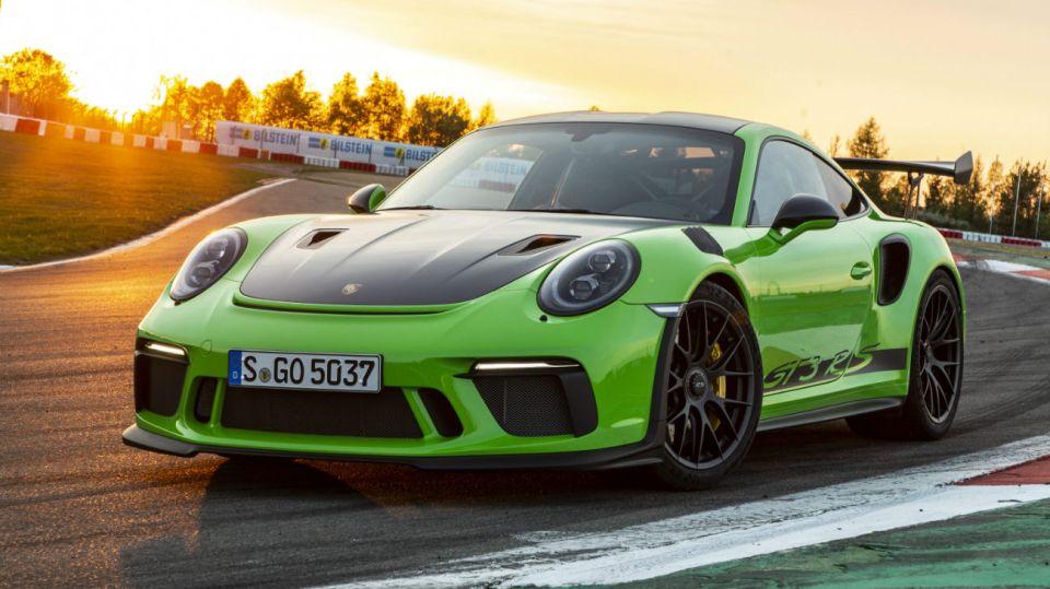 Porsche sigue sumando novedades en la Argentina