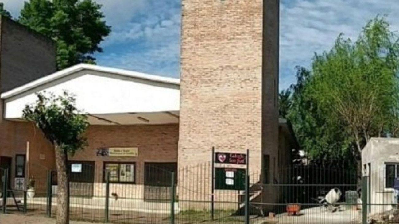 Colegio San José  de pilar.