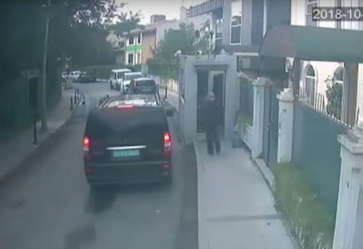 video periodista saudi 10102018