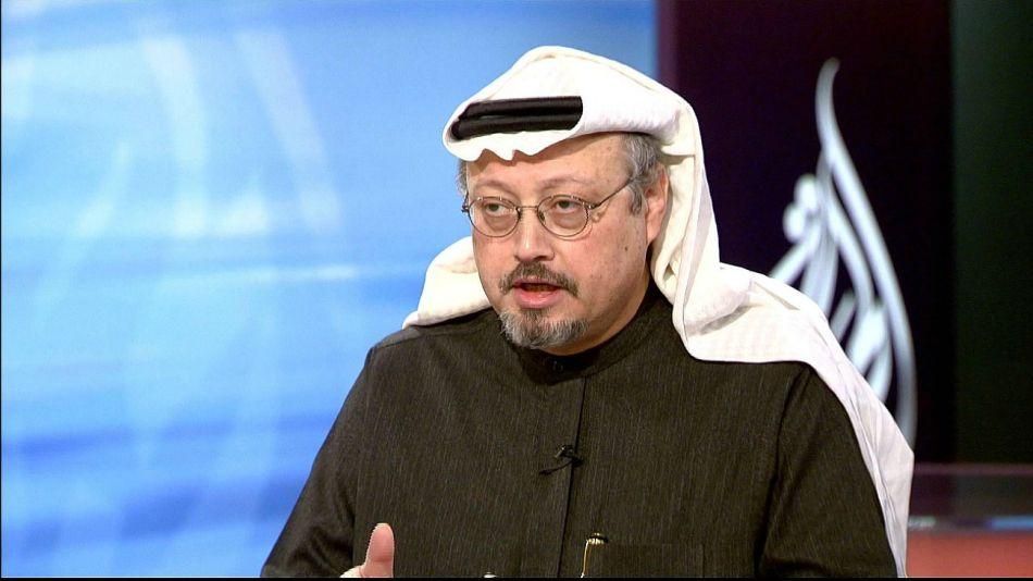 El periodista saudí Jamal Khashoggi desapareció el 2 de octubre pasado.
