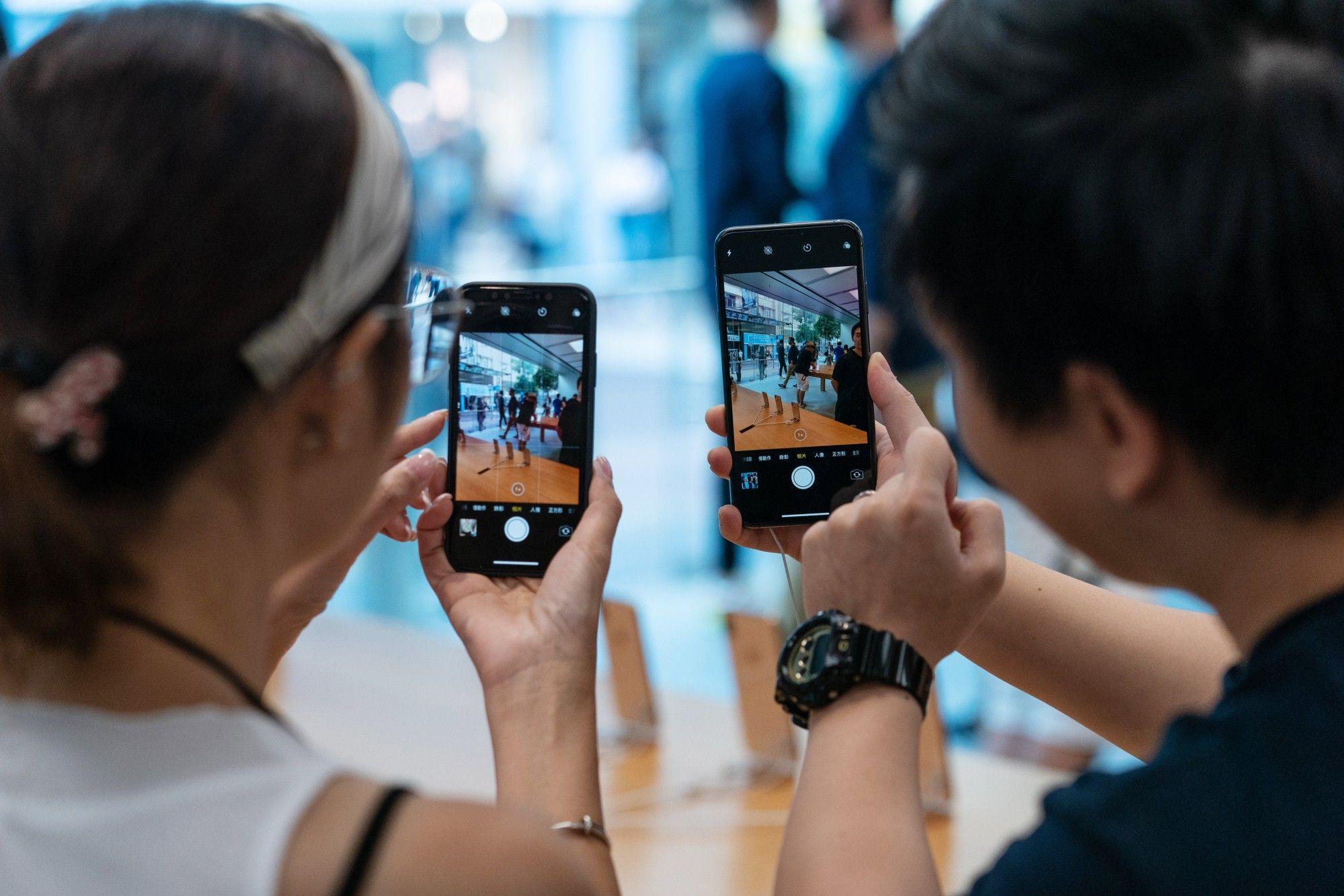 Los proveedores de Apple sufren por menor demanda de iPhone