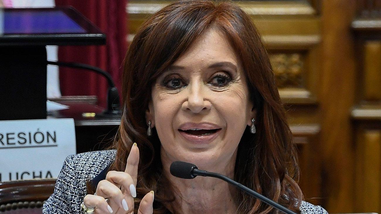 La senadora Cristina Fernández de Kirchner había pedido apartar a dos jueces.
