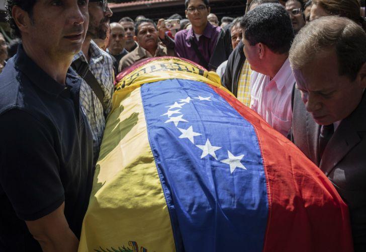 venezuela condena internacional