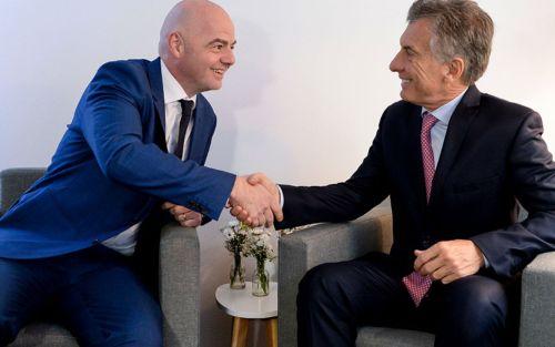Por sugerencia del FMI, Argentina se despega del Mundial 2030